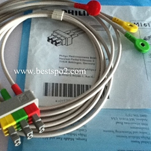 Shielded 3 Lead Set IEC Snap Old Series