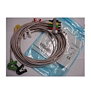 Shielded 5 Lead Set IEC Grabber Jepit Old Series